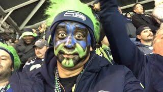 Seahawks Fan Reaction: Seahawks vs Falcons Pt 1 thumbnail