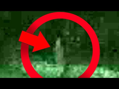 Amazing REAL Ghost Video - Scary Paranormal Activity Caught on Tape - Video Tape Analysis