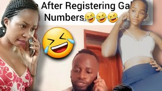 After Registering Gals Numbers (Boda boda)