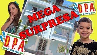 Mega surpresa do DPA no canal | DPA 2 filme | Detetives do prédio azul | DPA 2 | DPA | dpa 2 o filme