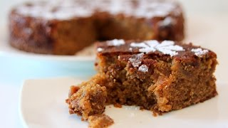Fig Walnut Cake Recipe - Cookingwithalia - Episode 365