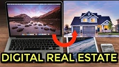 2 Websites To Make Money Investing In Digital Real Estate