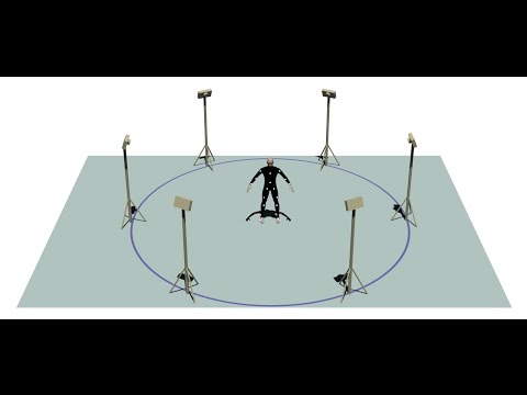 Build a low-cost motion capture system