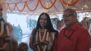 Art Of Living | Mass Wedding| Bangalore | Travel Vlog 3.0 | Peppy Traveller