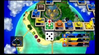 Nintendo Wii - Fortune Street ( Demo )