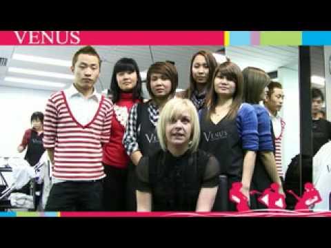 Venus Hairdressing College