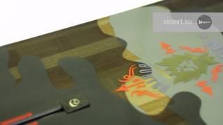 Сноуборд Burton NUG Flat Top - обзор Xsport #012