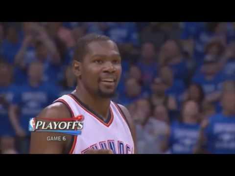 NBA ESPN Theme/Thunder VS Spurs Game 6