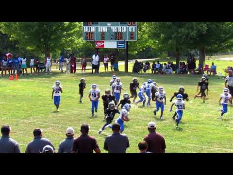 Cahokia 8U 09 24 2017 Cahokia vs Fairview Heights Falcons @FVH