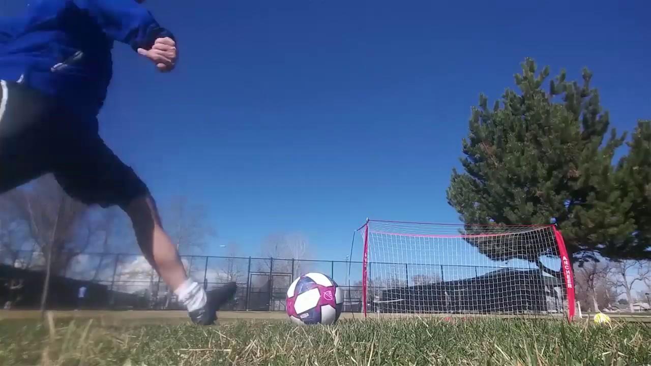 COVID-19 Solo Soccer Practice