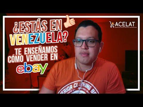 Vender en Ebay desde VENEZUELA !!! 1er FORO