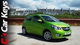Vauxhall VIVA 2015 review (Opel Karl) - Car Keys