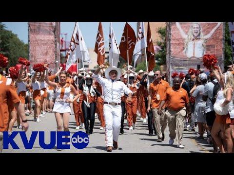 A look at Louisiana Ragin' Cajuns vs. Texas Longhorns football on ...