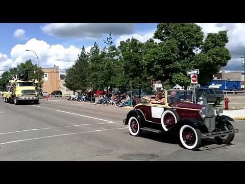 2011 Swift Current SK Canada Day Parade