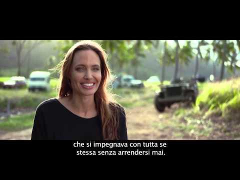 Unbroken - Intervista ad Angelina Jolie (sottotitoli in italiano)