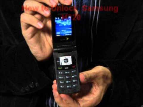 Samsung I617 Unlock Code Free