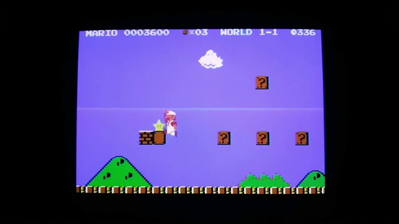 Nintendo Super Mario Bros  Now Playable on Commodore 64