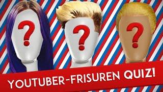 DAS GROSSE YOUTUBER-FRISUREN QUIZ! | TWIN.TV