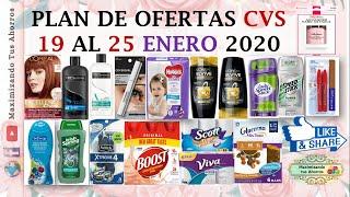 Plan de Ofertas CVS 19 al 25 Enero 2020