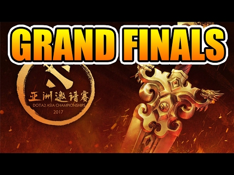 Liquid vs Bears - Dota 2 Asia Championships 2017 Europe Qualifier Grand Finals [Eng] LIVE