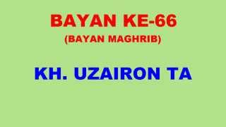 066 Bayan KH Uzairon TA Download Video Youtube|mp3