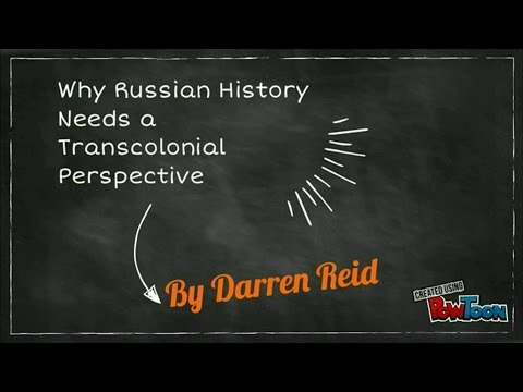 An Argument for a Transcolonial Russian History