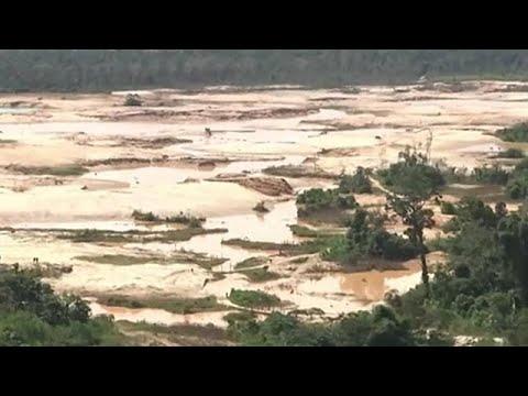פרו הקימה בסיס צבאי ביערות הגשם