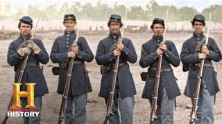 Blood And Glory: The Civil War In Color | History