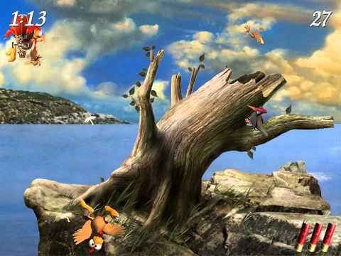 Moorhuhn 3 - Tricks, Eastereggs & Gameplay (Moorfrosch)