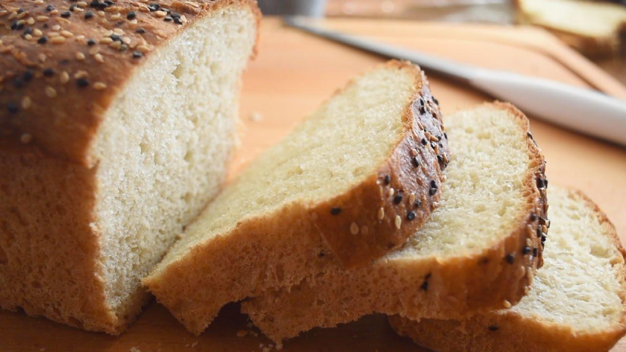 How to make bread dough soft