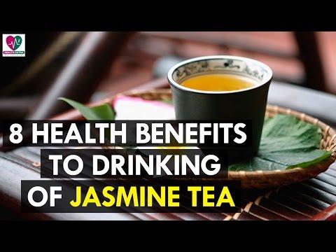 8 Health Benefits to Drinking Jasmine Tea - Health Sutra