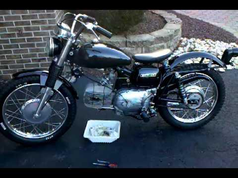 Watchon Harley Davidson 1968 Sprint