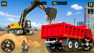 City Construction Simulator: Forklift Truck Game Android Gameplay screenshot 1