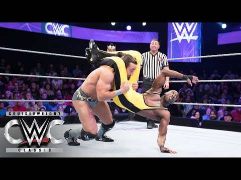 Drew Gulak & Tony Nese vs. Lince Dorado & Kenneth Johnson: Cruiserweight Classic Exclusive Match