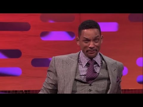 Will Smith gets emotional on The Graham Norton Show[Hilarious]