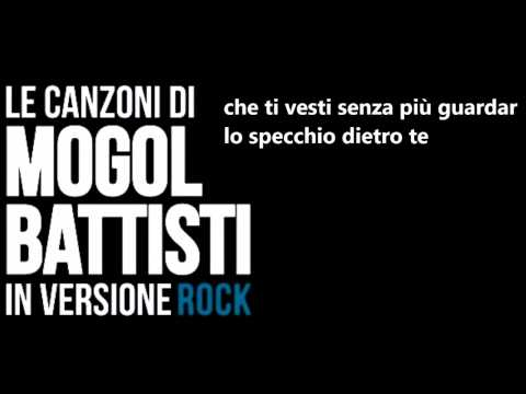 Anche per te - Lucio Battisti - New era - Karaoke con cori