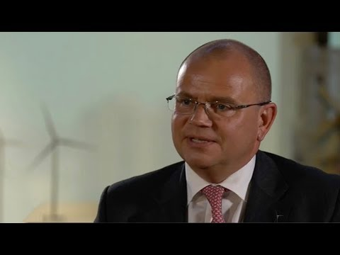 Interview With CEO Of Vestas Wind Systems On Beijing Wind Expo