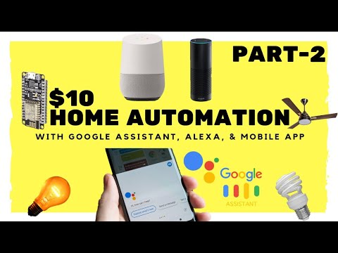 Download Controlling Room Lights With Google Home Mini Voice