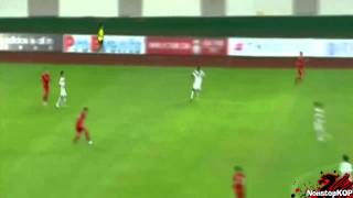 Analyzing: Charlie Adam & Aquilani Vs Guangdong