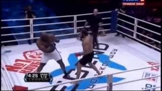 Кто же стал победителем   Бокс Емельяненко и Боб Саппа