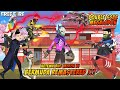 Animasi FF Lucu - PAKE DOUBLE SCAR MEGALODON DI BERMUDA REMASTERED KETEMU BUG VECTOR ! | Bang Jambul