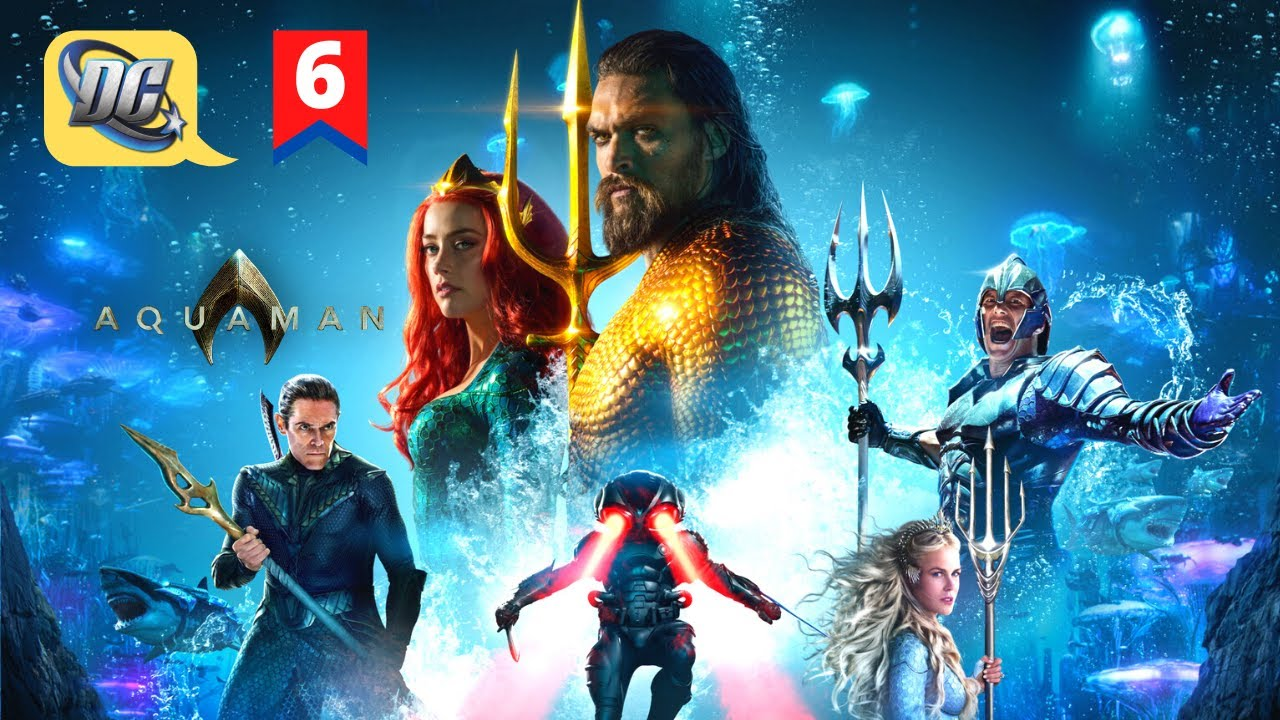 Download Aquaman Movie Explained in Hindi | DC Movie 6 Aquaman (2018) Movie Explained In Hindi