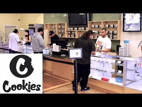 Dispensary Tour: CookiesSF