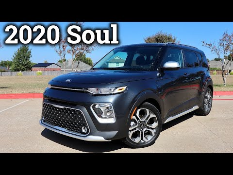 Review & Drive: 2020 Kia Soul | Ultra Practical Subcompact CUV!