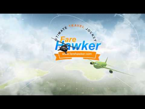 FareHawker Flight Booking Helicopter flying