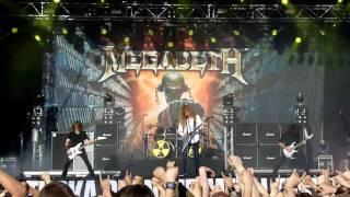 Megadeth - Head Crusher - LIVE