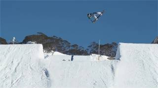 Perisher wins the SIA 'Best Terrain Parks at a Resort' award for 2016.