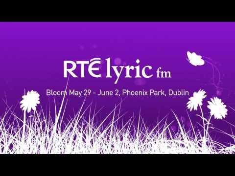 RTÉ lyric fm at Bloom 2014