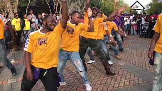 Mighty YE QUES setting it Owt for JSU Homecoming Yardfest 2017