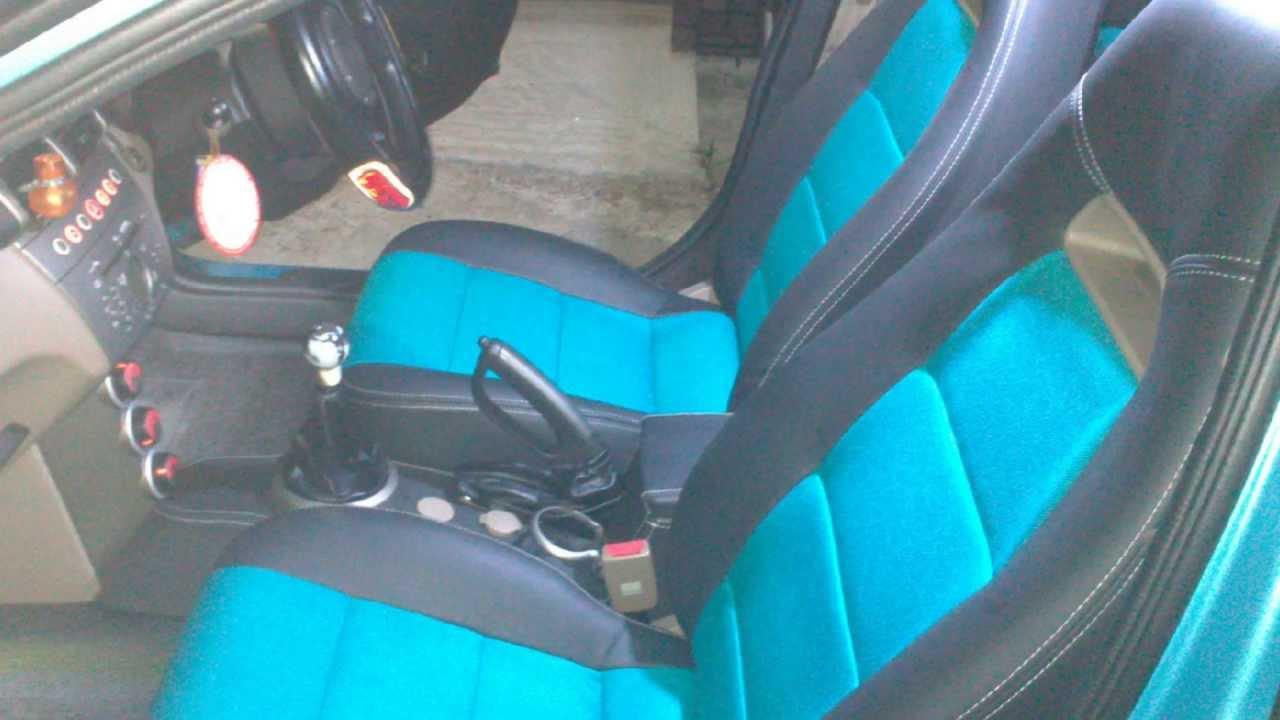 Vip Car Interiors Srilanka Proton Gen 2 Leather Fabric Seat Covers